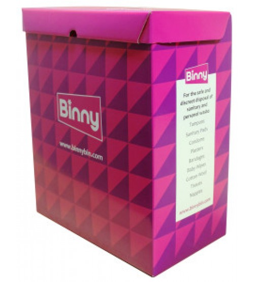 Binny™ Disposable Sanitary Bins
