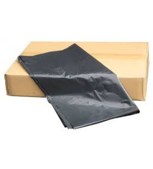 Heavy Duty Black Bin Liners (Box of 200)