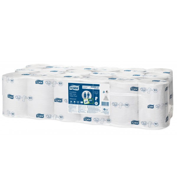 Toilet Roll, White Coreless / Next Turn (pack of 36 rolls)