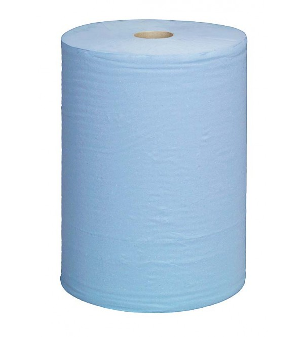 3 Ply Blue Bumper Roll Paper Towel (pack of 1)